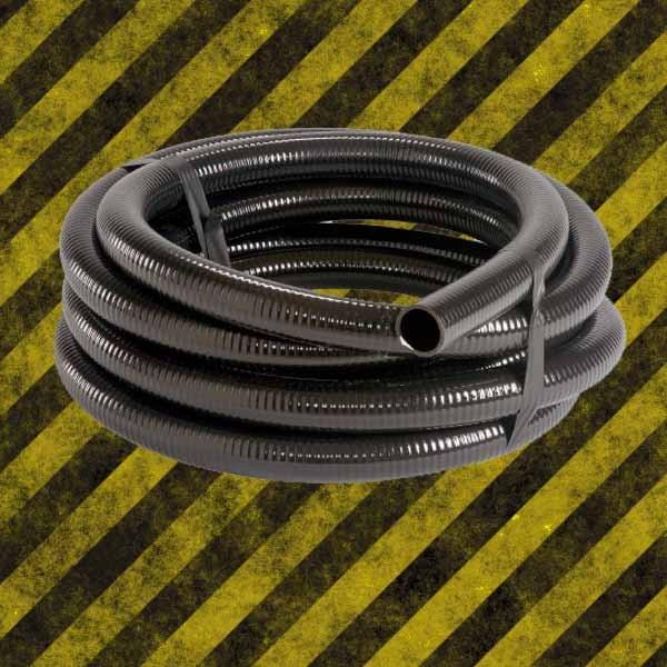 Flexible PVC Black Sch40 & Flexible PVC Black Sch40 - Tubing u0026 Pipe