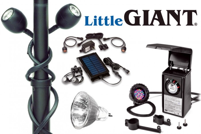 Little Giant Lighting Products